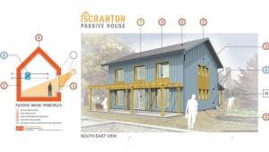 Scranton Passive House Poster
