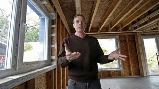 U of S Profs' 'Passive House' will Slice Energy Bills