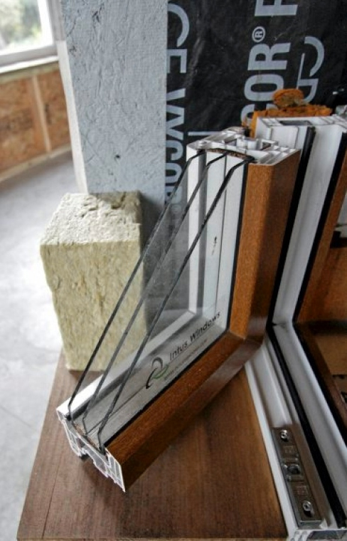 Insulation and Triple-pane Window